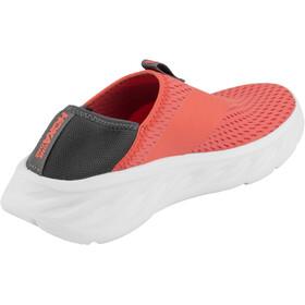 Hoka One One Ora Recovery Shoes Damen ebony/emberglow